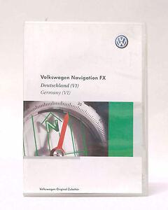 VW-Navigation-CD-Deutschland-FX-V1-RNS-310-Seat-Media-2-0-Skoda-RNS-Amundsen