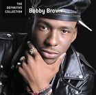 The Definitive Collection [Remaster] by Bobby Brown (R&B) (CD, Mar-2006, Geffen)