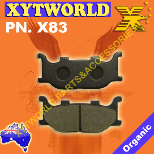 FRONT Brake Pads for Yamaha YP 250 Majesty 1995-2002 2003 2004 2005 2006 2007