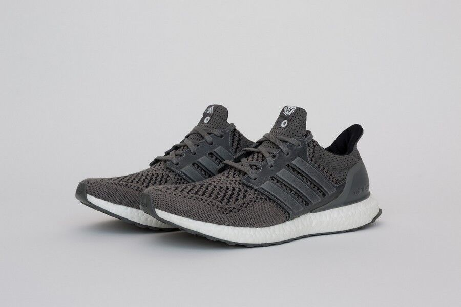 Adidas Consortium Boost x HighSnobiety Ultra Boost Consortium Gris nmd S74879 a5f521
