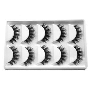 5-Pair-Luxurious-3D-False-Eyelashes-Cross-Long-Thick-Mak-Eye-J9J4-Lashes-Na-D9R9