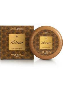 Mondial-Florence-Luxury-Shaving-Cream-Wooden-Bowl-140ml