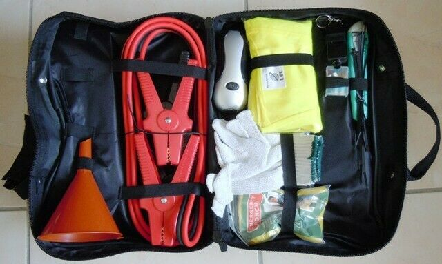 Car - Bakkie breakdown emergency kit.