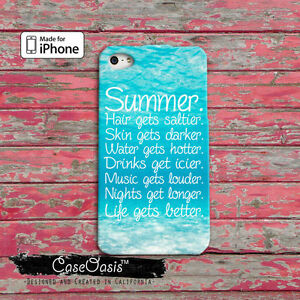 Summer Tumblr Quote Beach Mermaid Cute iPhone 4,4s,5,5s,5c ...  Summer Tumblr Q...