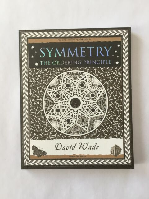 Symmetry: The Ordering Principle by David Wade-Wooden-Books-Verlag-Englisch B35