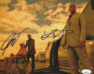 Daniel-and-Luis-Moncada-Autograph-Breaking-Bad-8x10-Photo-JSA-COA