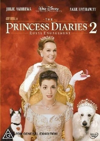 1 of 1 - The Princess Diaries 2 (DVD, 2005)**R4*Julie Andrews*Anne Hathaway*