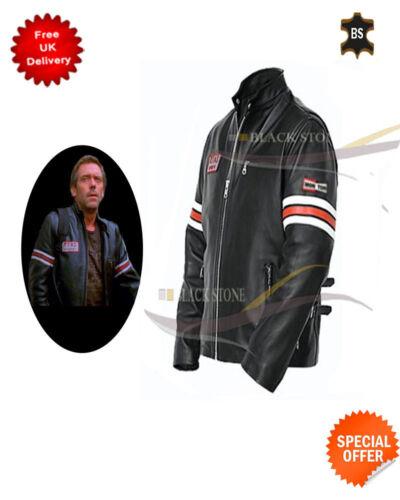 moto Nouvelle style casual noir film cuir veste Fq7gT1q
