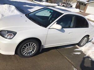 2005 Acura EL 1.7L Premium 5 speed