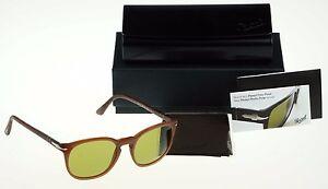 c056c92972 Image is loading RARE-POLARIZED-New-PERSOL-Photochromic-SUPREMA-Brown- Sunglasses-
