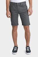 Maddox Wilson 5 Pocket Shorts Grey