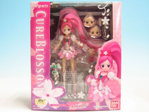 S.H.Figuarts Heart Catch PreCure Cure Blossom Action Figure Bandai FROM JAPAN