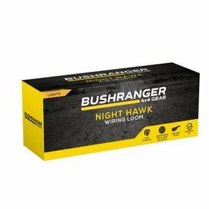 Bushranger 4x4 Gear - 260W Night Hawk Wiring Loom (Deutsch Plug Connectors)