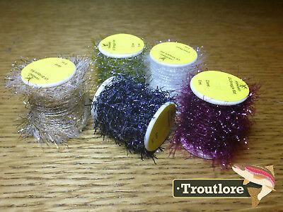400yd 2 Spools Tultra Strong 50D Fly Tying Thread Gel Spun Polyethylene Threads