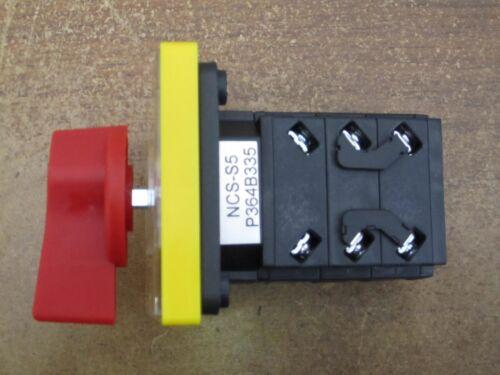 Forward Milling Machine Part Reverse Switch