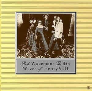 NEW-Rick-Wakeman-Card-Sleeve-CD-Album-THE-SIX-WIVES-OF-HENRY-VIII