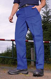 Hombre-Pantalones-De-Trabajo-Tallas-28-44-Regular-31-034-y-Largo-34-034-pierna