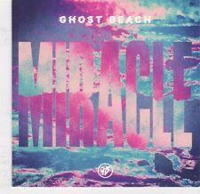 (EJ779) Ghost Beach, Miracle - 2013 DJ CD