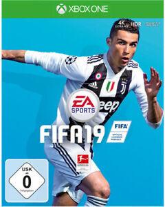 Microsoft XBOX One XBOne Spiel FIFA 19 Football 2019 Fussball Fußball NEU NEW