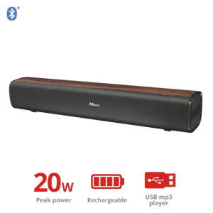 Altoparlante-Wireless-Soundbar-con-Bluetooth-pc-tv-tablet-usb-telefono-TRUST
