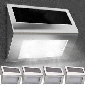 SUPER-BRIGHT-SOLAR-POWERED-DOOR-FENCE-WALL-LIGHTS-LED-OUTDOOR-GARDEN-LIGHTING