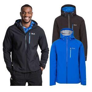 DLX-Marten-DLX-Mens-Softshell-Jacket-Waterproof-Hooded-Coat-with-Hood