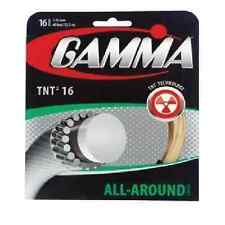 Gamma TNT2 Tennis String (#162S)