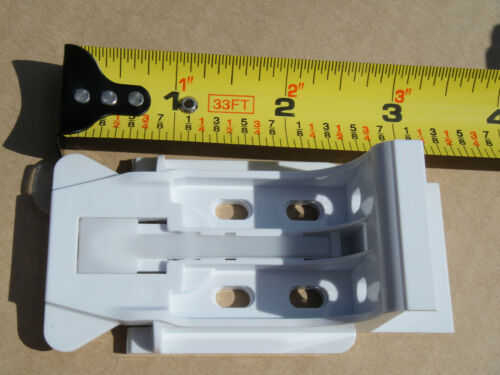 3 EA HUNTER DOUGLAS SILHOUETTE SHADE BRACKETS KIT #9110 BRAND NEW AND IMPROVED
