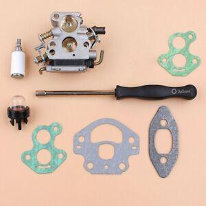 Carburateur Carb Pour McCULLOCH CS340 CS380 Outil de tournevis Tronçonneuse