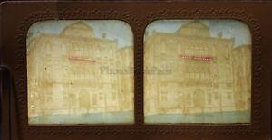 Venezia-Palais-Lam-Italia-Fotografia-Colorati-Diorama-Stereo-Vintage