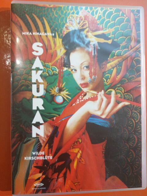 DVD Sakuran - Wilde Kirschblüte - Japan
