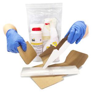 Spill Kit To Clean Disinfect Deodorise Vomit Urine