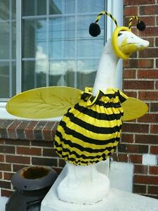 Image Is Loading GOOSE CLOTHES 4 LAWN BUMBLE BEE GARDEN