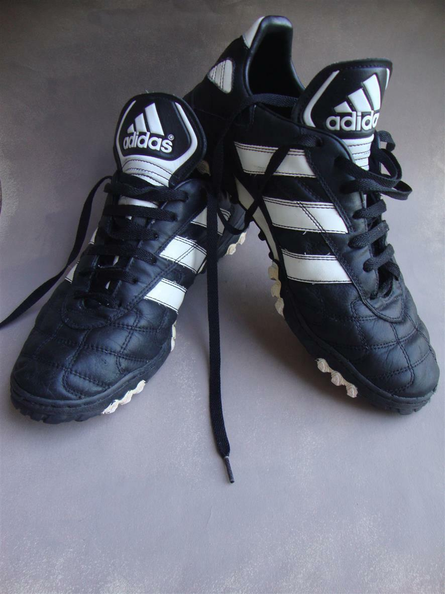 Adidas leather sneakers shoes 1998