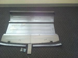 1937 37 1938 38 Chevrolet Coupe Trunk Floor Board Section Steel Sheet Metal Ebay