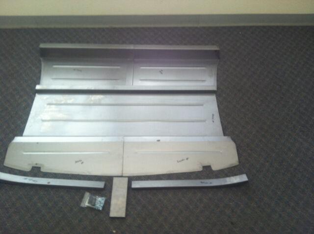 1938 38 1939 39 Chevrolet 4Dr Sedan Trunk Floor Board Section Steel Sheet Metal