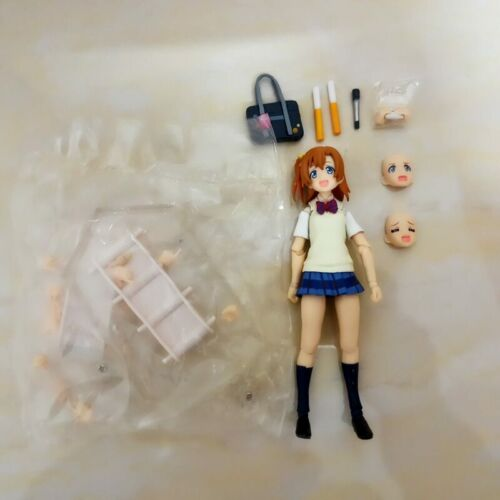 Figma 253 School Idol Project Honoka Kousaka LoveLive PVC Action Figure Loose
