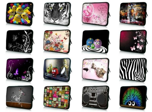 "10"" 10.1 10.6"" Tablet PC Sleeve Case Bag for Samsung Microsoft Acer Song Toshiba"
