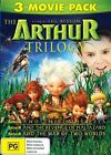 Arthur & The Invisibles (DVD, 2016, 3-Disc Set)