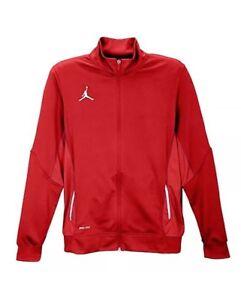 c018cd0d06 Details about NEW Nike Mens Jordan Flight Team Basketball Full Zip Jacket  696736 657 + GIFT