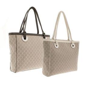 Image Is Loading Oroton Signature Essential Tote Handbag Must Have Amp