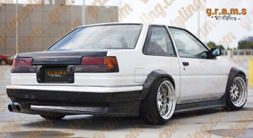 Toyota Corolla AE86 Coupe Lightweight Boot Lid Competition Type v8