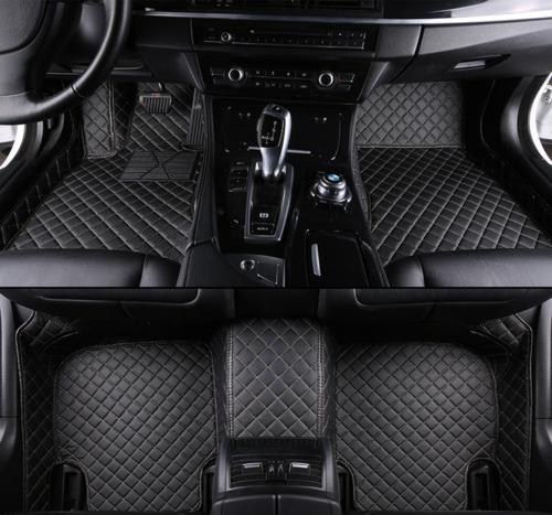 Mercedes Benz Original Rips Floor Mats S CLASS V 221 Long LHD Nip Black New