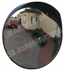 panoramaspiegel sicherheitspiegel berwachungsspiegel spiegel f r ausfahrt ebay. Black Bedroom Furniture Sets. Home Design Ideas