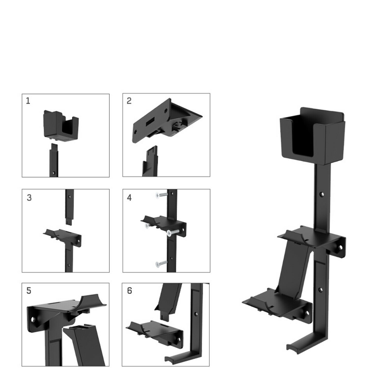 Wall Mount Bracket For PS5/PS4/XBox One/Switch Controllers Gamepad Accessories