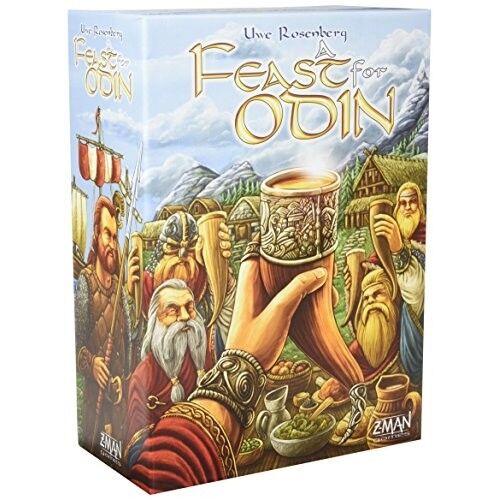 Z-Man juegos ZMG71690 ZM7690 una fiesta para Odin