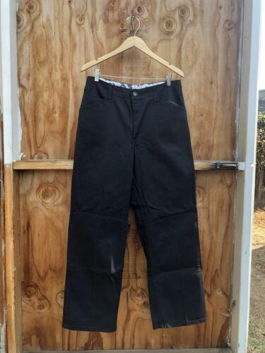 VTG Ben Davis Original Men's Pants Black Khaki Wor
