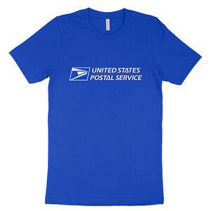 USPS-Postal-Post-Office-Mail-Women-Men-United-States-Graphic-Tee-Unisex-T-Shirt
