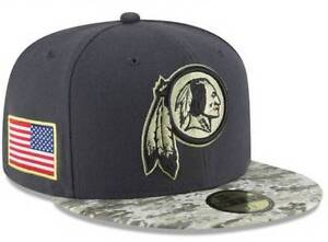 outlet store 2fe5e ba48d new era nfl 59fifty salute to service cap