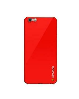 Fireball Red AirMask Instant Mobile Makeover Kit for Apple iPhone 6 Plus / 6S Pl